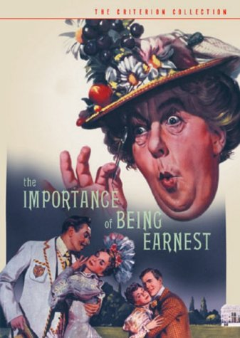 Importance Of Being Earnest (1952) DVD Image