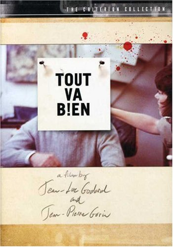 Tout Va Bien - Criterion Collection DVD Image