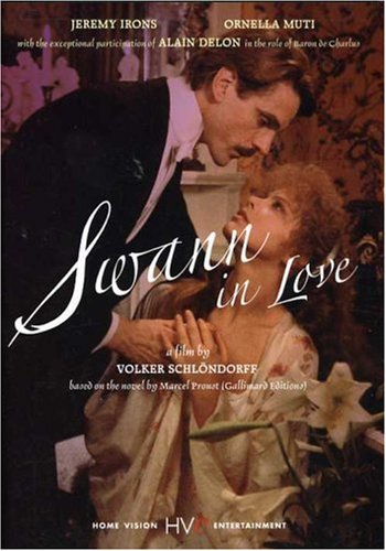 Swann In Love DVD Image