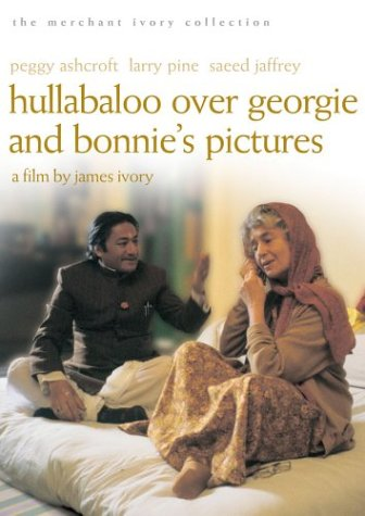 Hullabaloo Over Georgie And Bonnie's Pictures DVD Image