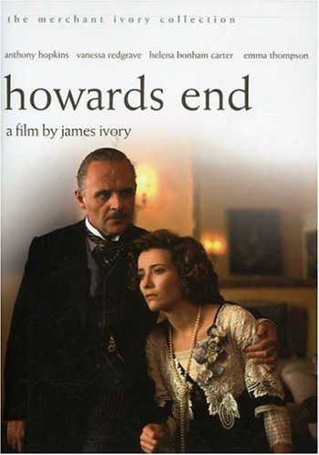 Howards End (Home Vision/ Special Edition) DVD Image