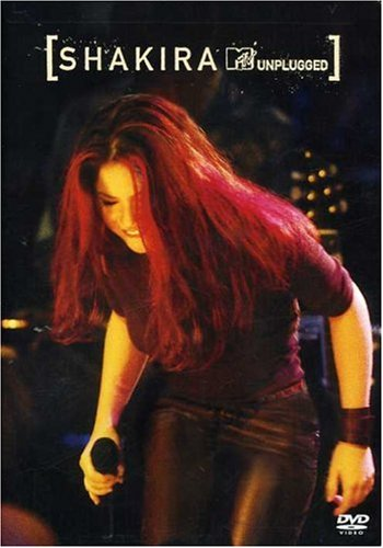 Shakira: MTV Unplugged DVD Image