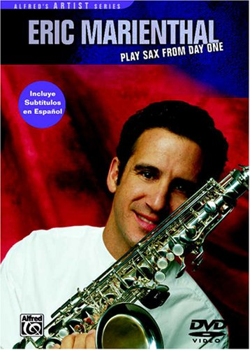 Play Sax From Day One DVD Image