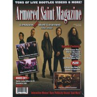 Armored Saint: Lessons Not Well Learned DVD Image