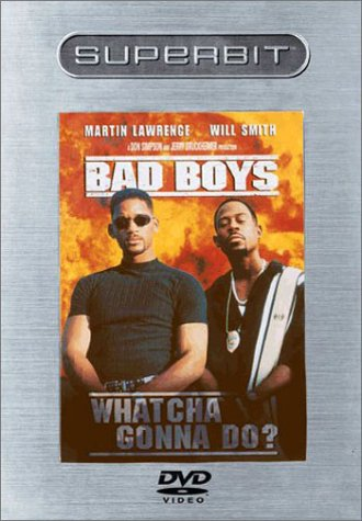 Bad Boys (1995/ Superbit) DVD Image