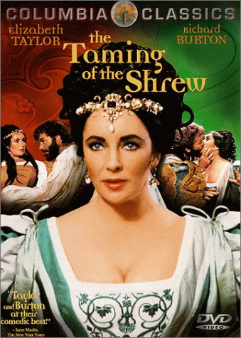 The Taming of the Shrew DVD Image