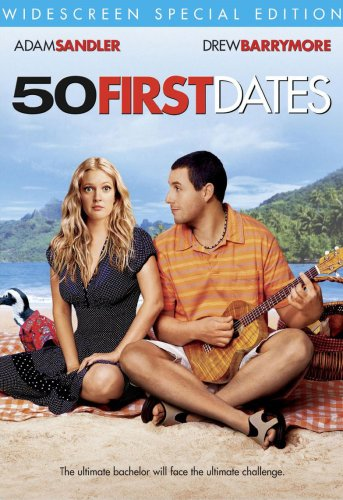 50 First Dates (Widescreen/ Special Edition) DVD Image