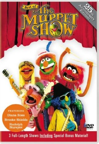 Muppet Show: Best Of The Muppets Show #7: Diana Ross / /Brooke Shields / Rudolph Nuryev DVD Image
