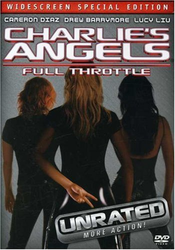 Charlie's Angels: Full Throttle (Special Edition/ Widescreen/ Unrated) DVD Image