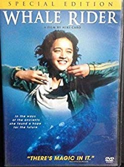 Whale Rider DVD Image