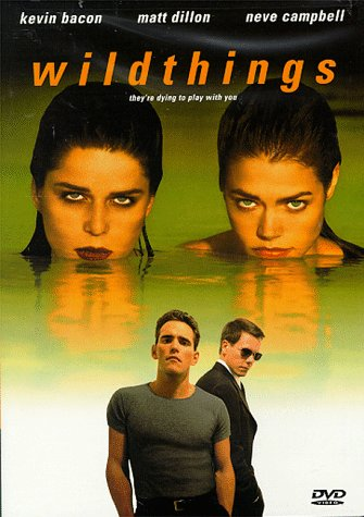 Wild Things (R-Rated Version) DVD Image