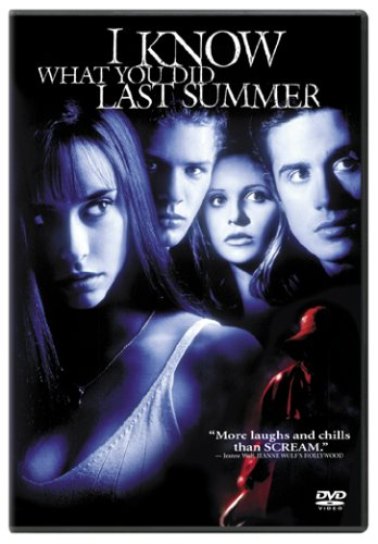 I Know What You Did Last Summer DVD Image