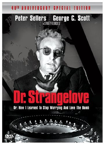 Dr. Strangelove (40th Anniversary Special Edition) DVD Image