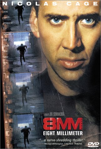 8MM (Eight Millimeter/ R-Rated Version/ Old Version) DVD Image