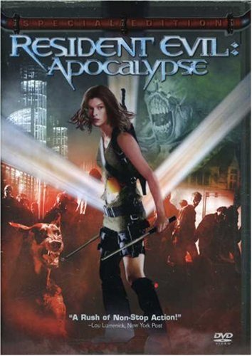 Resident Evil: Apocalypse (Special Edition/ 2-Disc) DVD Image