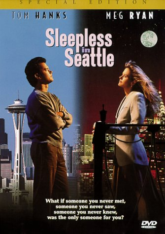 Sleepless In Seattle (Special Edition) DVD Image
