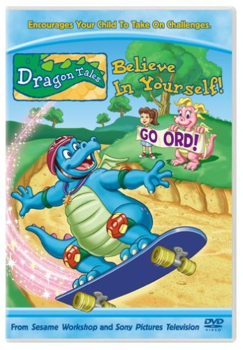 Dragon Tales: Believe In Yourself! DVD Image