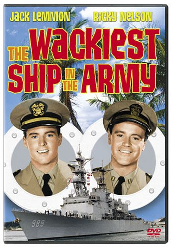 The Wackiest Ship in the Army DVD Image