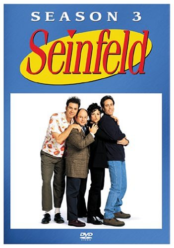 Seinfeld: The Complete 3rd Season DVD Image