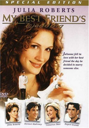My Best Friend's Wedding (Special Edition) DVD Image