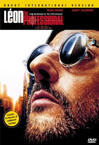 Leon: The Professional DVD Image