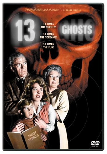 13 Ghosts DVD Image
