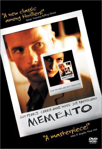 Memento (Movie-Only Edition) DVD Image
