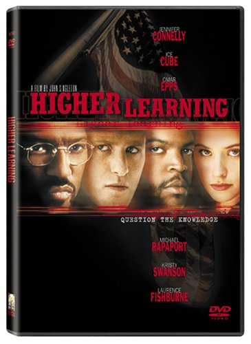 Higher Learning (Special Edition) DVD Image