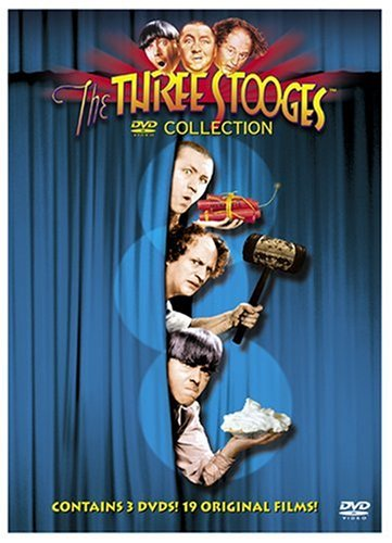 Three Stooges Collection #1 (3-Pack) DVD Image