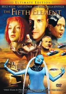 Fifth Element (2-Disc Ultimate Edition) DVD Image