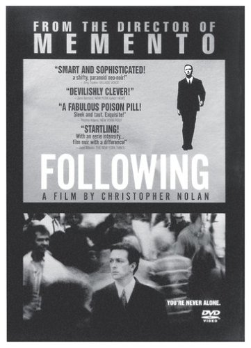 Following (Special Edition/ Columbia/Tri-Star) DVD Image