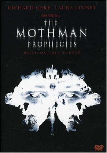 Mothman Prophecies (Movie-Only Edition) DVD Image