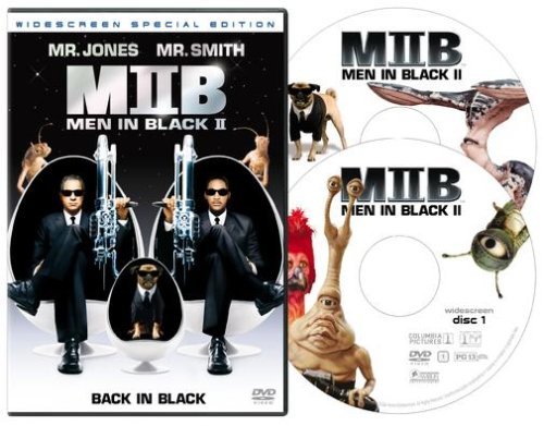 Men In Black 2 (Special Edition/ Widescreen) DVD Image