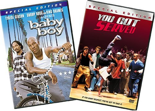 Baby Boy (Special Edition) / You Got Served (Special Edition) DVD Image