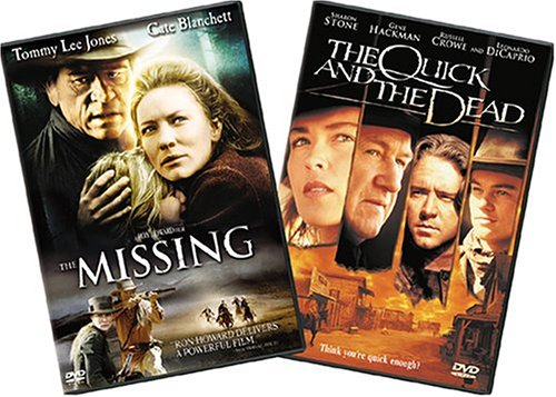 Missing (2003/ Special Edition/ Widescreen/ Old Version) / Quick And The Dead (1995) DVD Image