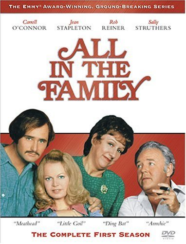 All In The Family: The Complete 1st Season DVD Image