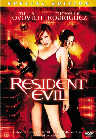 Resident Evil (Special Edition) DVD Image