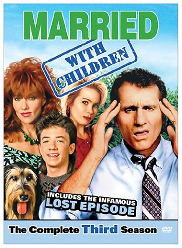 Married...With Children: The Complete 3rd Season DVD Image