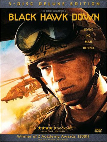 Black Hawk Down (Deluxe Edition) DVD Image