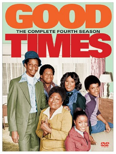 Good Times (1974): The Complete 4th Seasion DVD Image