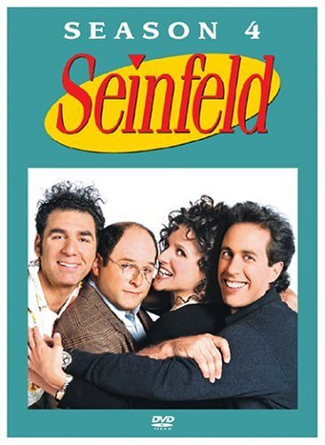 Seinfeld: The Complete 4th Season DVD Image