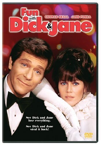 Fun With Dick And Jane (1977/ Old Version) DVD Image