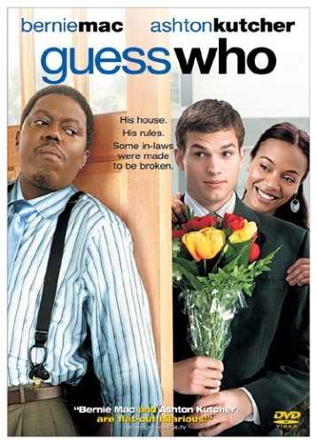 Guess Who DVD Image