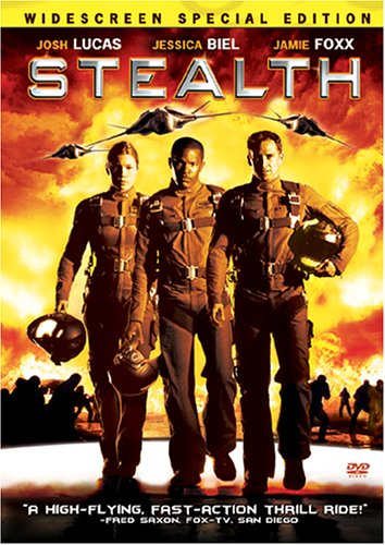 Stealth (Widescreen/ 2-Disc) DVD Image