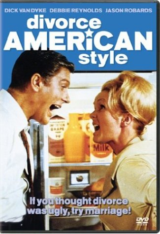Divorce American Style DVD Image