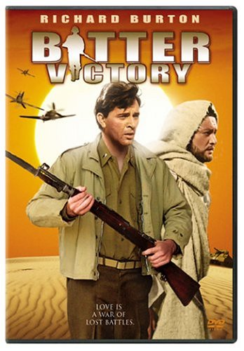 Bitter Victory DVD Image