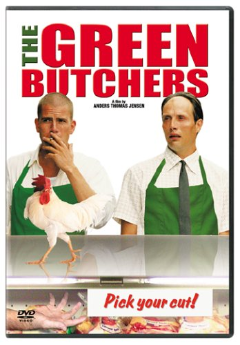 Green Butchers (Columbia/Tri-Star) DVD Image