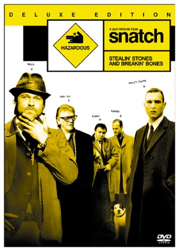 Snatch (1-Disc Special Edition/ DVD/CD Combo w/book) DVD Image