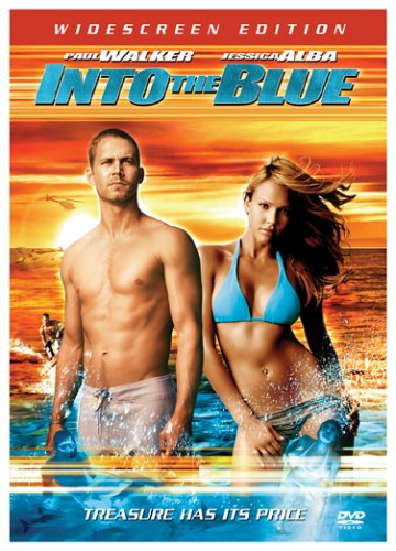 Into The Blue (Widescreen) DVD Image