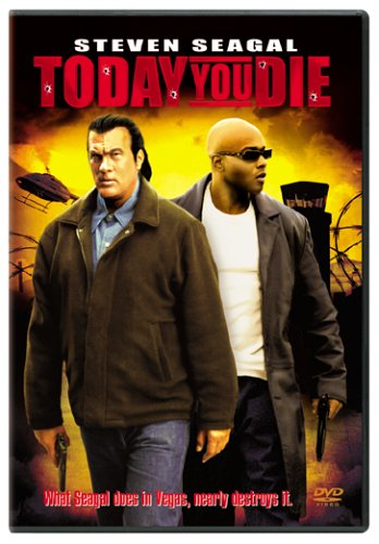 Today You Die DVD Image